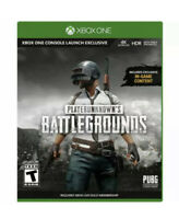 Brand New Sealed PUBG PlayerUnknown's Battlegrounds for Xbox One 4K Video Game