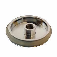 Chrome 38mm Sink Bath Basin Waste Easy Press Up Click Clack Plug W8H