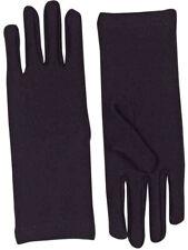 Forum Novelties Black Short Dress Gloves Womens One Size #276228 995