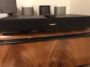 Bose 410376 Solo TV Sound System - Black