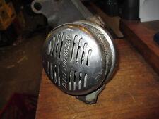 Harley Panhead Shovelhead Rear Siren w/Mount & Pedal