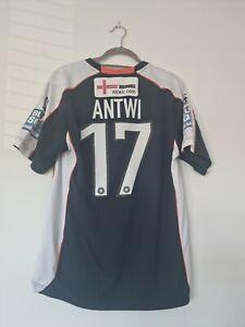 Luton Town 2011/2012 Away Shirt Match Worn