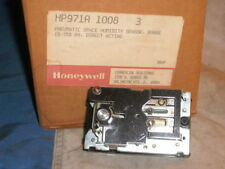 HONEYWELL HP971A 1008 3 PNEUMATIC SPACE HUMIDITY SENSOR 15-75% RH HP971A10083