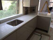Beige  marble and granite and quartz kitchen  worktops ,sample £1