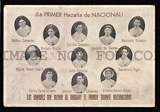 1933 & 1948 Soccer Football Uruguay CNF Club Nacional Futbol Rare Souvenir