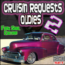 Cruisin Requests Oldies CD Vol 2 Lowrider Oldies Soul 2CD's
