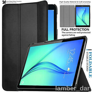 "Smart Shockproof Stand Case Cover for Samsung Galaxy Tab A 9.7"" SM-T550 SM-T555"