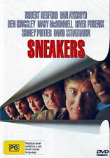 SNEAKERS DVD Postage Within Australia Region 2 & 4