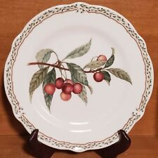 "Noritake Primachina ROYAL ORCHARD Salad plate, 8 1/2"", 9416, Cherries, Excellent"