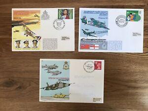 RAF covers X 3 (ww316)