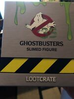 NEW LootCrate Exclusive Ghostbusters Slimed Figure 2019 Columbia Pictures Sealed