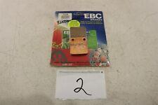 EBC BRAKE PADS FA54R