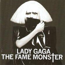 Lady Gaga - The Fame Monster (2xCD 2009) 2 Bonus Tracks