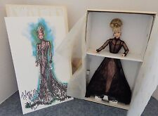 NEW NOLAN MILLER SHEER ILLUSION BARBIE DOLL LIMITED EDITION FIRST IN SERIES