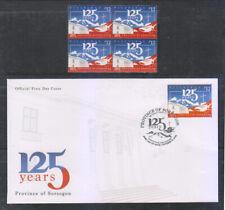 Philippines Stamps 2019 MNH Sorsogon, B/4, + FDC, Sorsogon cancel
