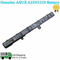 Original A31N1319 Battery for Asus X551 X551C X551CA X551M X551MA X551CA-DH21 US