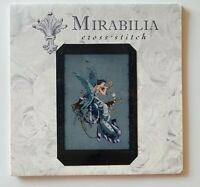 Mirabilia A Midsummer Night's Fairy Nora Corbett Counted Cross Stitch Chart MD30