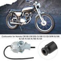 Carb Carburetor for Honda CB100 CB125S CL100 CL125 SL90 SL100 SL125 TL125 XL100