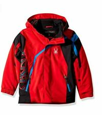 Spyder Boys Mini Challenger Jacket, Size 3 Boys, Ski Snowboard Winter Jacket,NWT