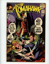 Tomahawk #140 1972-DC-Son of Tomahawk-Kubert-final issue-NM-
