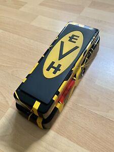 Effektgerät E-Gitarre Dunlop EVH95 Eddie van Halen Cry Baby Wah Effektgerät