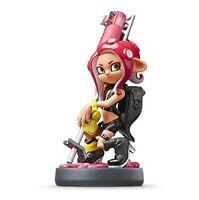 NEW Nintendo amiibo Octoling Girl Splatoon Series 3DS Wii U Accessories Japan