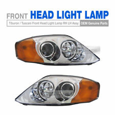 OEM Parts Front Head Light Lamp RH LH Assy For HYUNDAI 2002-04 Tiburon Tuscani