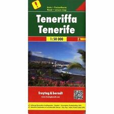 Teneriffa 1 : 50 000, Freytag & Berndt, Good, Map