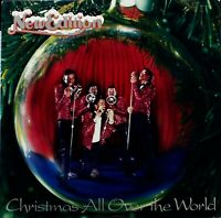 New Edition Christmas All Over the World Sealed (1985) Vinyl LP Bobby Brown Rare
