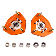 Pillow Ball Camber Plate Front Top Mount For Nissan S13 S14 S15 200SX 240SX