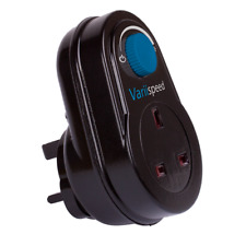 Speed Fan Controller UK plug (Variispeed)