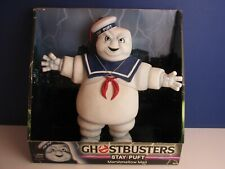 large NECA GHOSTBUSTERS STAY PUFT marshmallow man action figure SERIES 1 rare