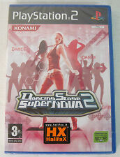 dancing stage super nova 2 italiano, play station 2, nuovo sigillato!