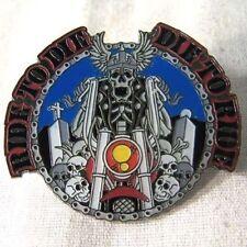 DIE TO RIDE HAT PIN 539 jacket lapel badge biker tac novelty metal hatpin new