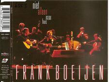 FRANK BOEIJEN - niet alleen naar huis MAXI-CD 4TR Holland 1995 RARE!!