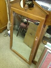 Tell City Furniture Mirror American Eagle Andover Maple