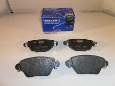 Jaguar X-Type 2.0 2.5 3.0 Rear Brake Pads Set 2001 to 2005 GENUINE BRAKEFIT