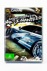 Need for Speed Most Wanted PC Game Complete With 4 Discs Manual And Key EC