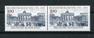 Bund 1492 ** - Brandenburger Tor - PAAR