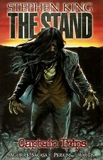 Stephen King THE STAND Vol. 1 - Captain Trips. 2009  A Graphic Novel