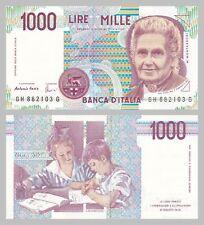 Italien / Italy 1000 Lire 1990 p114c unz