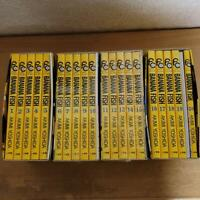 BANANA FISH Akimi Yoshida Reprinted BOX VOL 1-4 Complete Set Manga