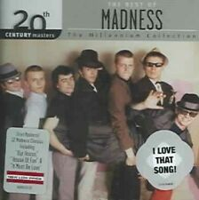 20th Century Masters Millennium Collection Madness CD