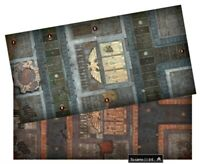 Warhammer 40k - Kill Team - Gaming mat - Know no fear - Tablero Warhammer 40k