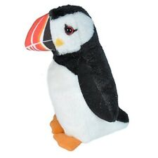 Puffin Plush With Sound - New Wild Republic Rspb Birds Authentic Song Cuddly