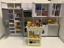 Kenwood Barbie Doll Kitchen 1/6 Furniture