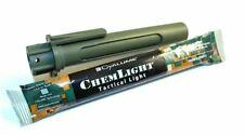 CYALUME COMBAT LIGHT SHIELD - GLOW STICK HOLDER +GLOW STICK 12HR