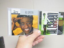 20th Century Masters The Millennium Collection Best Al Green Essential 2 CD LOT