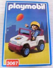 PLAYMOBIL kindergeländewagen 3067 de 1999 NUEVO Y EMB. orig. PARQUE INFANTIL