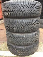 4 pneus hiver 205/55r16 91 H MICHELIN Alpin a4